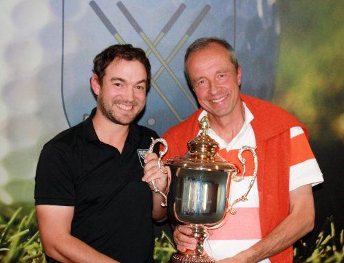 Überraschungssieger bei den Vierer Golfclubmeisterschaften in Frohlinde