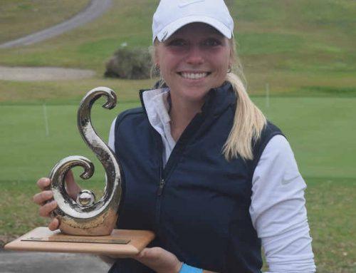 Greta-Isabella Völker gewinnt ihr erstes Turnier als Golfprofi in den USA