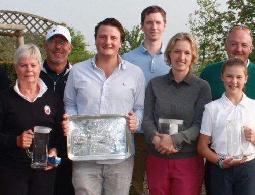 """Herausragende Beteiligung beim Golfturnier """"Preis des Spielführers"""""""