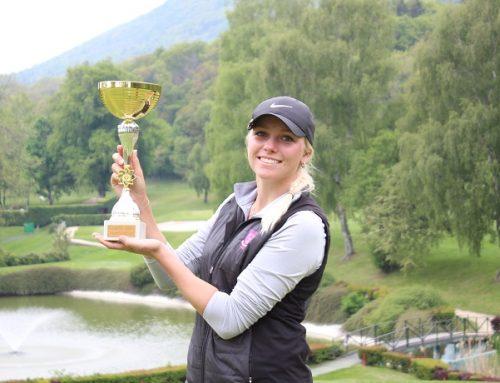 Greta Isabella Völker siegt beim Neuchatel Golf Ladies Championship in der Schweiz