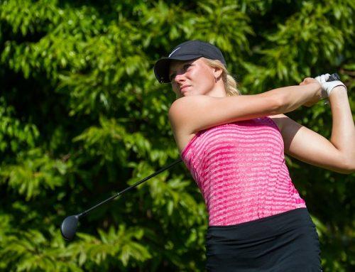 Greta Isabella Völker erspielt den 2. Platz bei den Montauban Ladies Golf Open in Frankreich