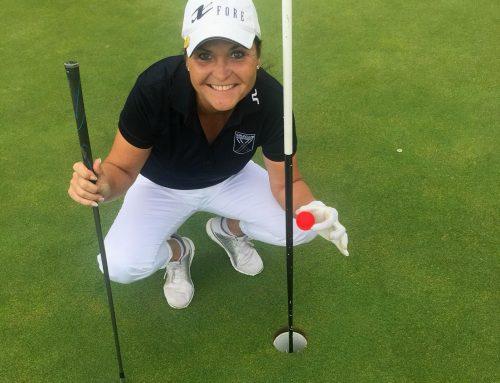 Castroper Golfdamen AK 50 erspielen Platz 2  in Osnabrück