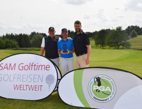 PGA Golfturnier für Professionals in Castrop-Rauxel