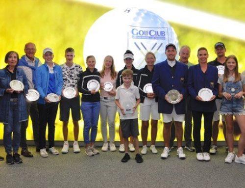 Großer Sport bei den Golfclubmeisterschaften des GC Castrop