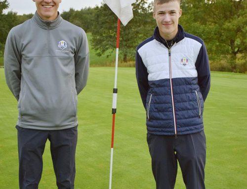 Gers und Klostermann siegen bei Vierer Clubmeisterschaft des GC Castrop